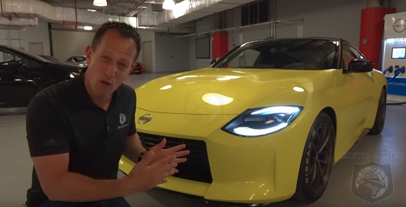 WATCH: Nissan Z Proto In Detail - Does It Have ANYTHING You Want?